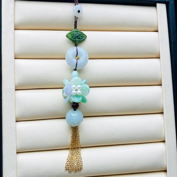 Lucky Chain lồng đèn cẩm thạch LAC-2105